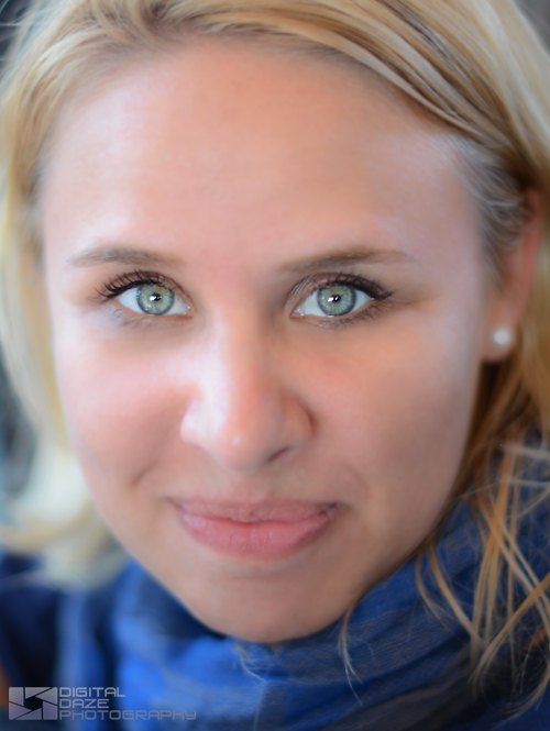 Portrait - Eva