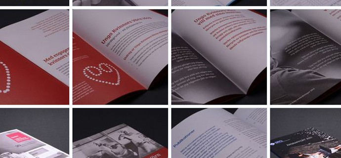 Graphic books & brochures